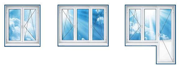 окна с ценами